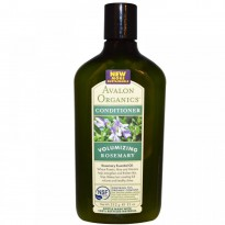 Avalon Organics, Conditioner, Volumizing, Rosemary, 11 oz (312 g)