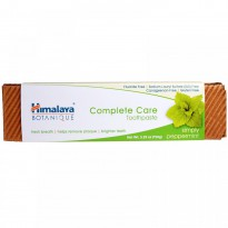 Himalaya, Botanique, Complete Care Toothpaste, Simply Peppermint, 5.29 oz (150 g)
