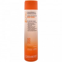 Giovanni, 2chic, Ultra-Voluptuous Body Wash, for All Skin Types, Tangerine & Papaya Butter, 10.5 fl oz (310 ml)