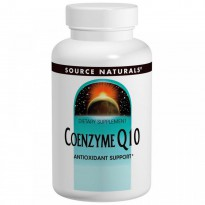 Source Naturals, CoQ10, 100 mg, 60 VegiGels