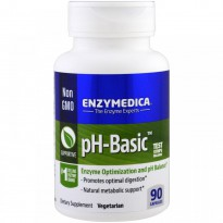 Enzymedica, pH-Basic, 90 Capsules