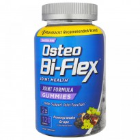 Osteo Bi-Flex, Joint Formula Gummies, Pomegranate Grape, 120 Gummies