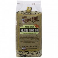 Bob's Red Mill, Wild and Brown Rice, 27 oz (765 g)