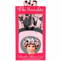 Betty Dain Creations, LLC, The Socialite Collection, Boudoir Shower Cap, 1 Shower Cap