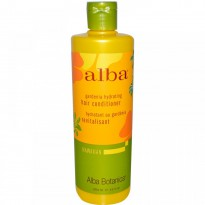 Alba Botanica, Gardenia Hydrating, Hair Conditioner, 12 fl oz (350 ml)