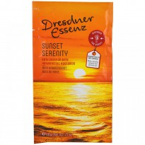 European Soaps, LLC, Dresdner Essenz, Bath Essence, Sunset Serenity, 2.1 oz (60 g)