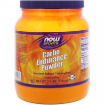 Now Foods, Carbo Endurance Powder, 2.5 lbs (1134 g)
