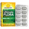 Renew Life, Adult 50+, Ultimate Flora Probiotic, 30 Billion Live Cultures, 30 Vegetable Capsules
